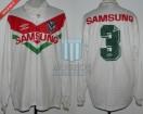 Velez Sarsfield - 1993 CL - Home - Umbro - Samsung - 18va vs Estudiantes LP - R. Cardoso