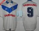 Velez Sarsfield - 1994 LIB - Home - Umbro - Samsung - 1ra Fase Copa Libertadores - O. Asad