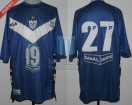 Velez Sarsfield - 2002 AP - Away - Fila - Canal 9 - P. Perez