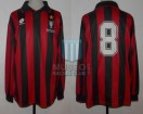 AC Milan - 1994 - Home - Lotto - Final Intercontinental Cup vs Velez Sarsfield - M. Desailly