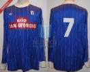 Ascoli - 1984/85 - Away - Adidas - Olio San Giorgio - J. Dirceu