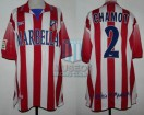 Atletico de Madrid - 1998/99 - Home - Reebok - Marbella - 38va Fecha LFP vs Celta Vigo - J. Chamot
