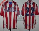 Atletico Madrid - 1998/99 - Home - Reebok - Marbella - LFP/Copa del Rey - O. Mena