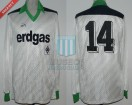 Borussia Mönchengladbach - 1985/86 - Home - Puma - Erdgas - D. Hecking