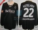 Borussia Mönchengladbach - 1999/00 - Away - Reebok - Belinea - M. Ketelaer