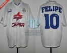 CD Tenerife - 1995/96 - Home - Puma - Cepsa - LFP/Copa del Rey - F. Miñambres
