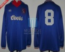 Chelsea FC - 1994/95 - Home - Umbro - Coors - SF Recopa Europa VTA vs Real Zaragoza - M. Stein