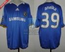 Chelsea FC - 2008/09 - Home - Adidas - Samsung - 6ta Fecha Group