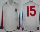 England - 1976 - Home - Admiral - Intermediate U21 - G. Hoddle