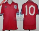 England - 1977 - Away - Admiral - Friendly vs Argentina - R. Wilkins