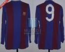 FC Barcelona - 1973/74 - Home - Deportes Martin - Campeon Liga de España - J. Cruyff