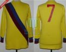 FC Barcelona - 1975/76 - Away - Monthalt - Liga España / Copa Europa - J. Heredia
