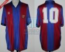 FC Barcelona - 1983/84 - Home - Meyba - D. Maradona