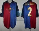 FC Barcelona - 1999/00 - Home - Nike - Centenary - 38va Fecha LFP vs Celta Vigo - M. Reizeger