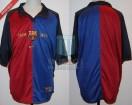 FC Barcelona - 1999/00 - Home - Nike - Centenario