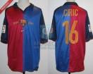 FC Barcelona - 1999/00 - Home - Nike - Centenary - D. Ciric