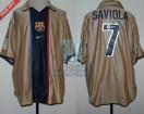 FC Barcelona - 2002/03 - Away - Nike - LFP / Copa del Rey - J. Saviola