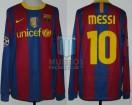 FC Barcelona - 2010/11 - Home - Nike - Unicef - UEFA CL vs FC Copenhagen - L. Messi