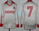 FC Köln - 1981/82 - Home - Adidas - Pionner - P. Littbarski