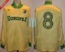 FC Nantes - 1986/87 - Home - Adidas - Europe1 - J. Burruchaga
