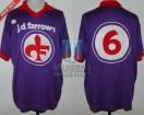 AC Fiorentina - 1982/83 - Home - Sorelle Tortelli - J. D. Farrow's - Serie A - D. Passarella