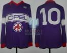 AC Fiorentina - 1983/84 - Home - NR - Opel - 19na Fecha Serie A Calcio vs Sampdoria - G. Antognoni