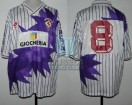 AC Fiorentina - 1991 - Away - Lotto - Giocheria - Friendly vs Boca Juniors - I. Mazinho