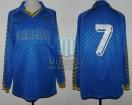 Hellas Verona - 1988/89 - Home - Hummel - Ricoh - Serie A - C. Caniggia