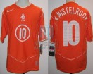 Holland - 2004/05 - Home - Nike - R. Van Nistelrooy