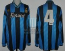 Internazionale - 1994/95 - Home - Umbro - Fiorucci - Serie A Calcio - N. Berti