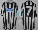 Juventus FC - 1994 - Home - Kappa - Enrique Sivori Cup vs San Lorenzo - G. Marocchi