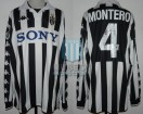 Juventus FC - 1999/00 - Home - Kappa - Sony - OF UEFA Cup IDA vs Celta de Vigo - R. Montero