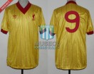 Liverpool FC - 1981/82 - Away - Umbro - Division One / League Cup - I. Rush