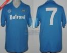 Napoli - 1985/86 - Home - NR - Buitoni - R. Bertoni