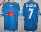 Napoli - 2003/04 - Home - Legea - Russo - D. Sesa