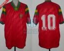 Portugal - 1993 - Home - Adidas - Qualy USA WC - P. Futre