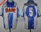 RCD Espanyol - 1996/97 - Home - Puma - Dani - LFP/Copa del Rey - M. Pochettino