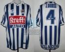 Real Sociedad - 1998/99 - Home - Astore - Krafft Auto - 4ta Fecha LFP vs Atletico de Madrid - J. Gomez