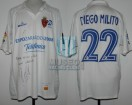 Real Zaragoza - 2007/08 - Home - Mercury - Expo Zaragoza 2008/Telefonica - LFP - D. Milito
