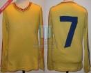 Rumania - 1982 - Home - Friendly vs Independiente - L. Boloni