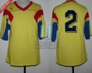 Rumania - 1990 - Home - Adidas - Italy WC vs Argentina - M. Rednic