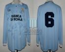 SS Lazio - 1994/95 - Home - Umbro - Banca Di Roma - Serie A Calcio - J. Chamot