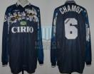 SS Lazio - 1996/97 - Away 3rd - Umbro - Cirio - 14ta Fecha Serie A Calcio vs Napoli - J. Chamot