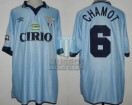 SS Lazio - 1996/97 - Home - Umbro - Cirio - Serie A Calcio - J. Chamot