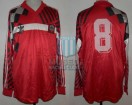 URSS - 1991 - Home - Adidas - England Challenge Cup vs Argentina - A. Konchelskis