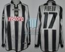 Udinese Calcio - 2001/02 - Home - Diadora - Ristora - Serie A Calcio - M. Pineda
