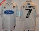 Valencia CF - 1997/98 - Home - Iaunvi - Ford - C. Lopez