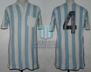 Racing Club - 1966 PD - Home - Ind. Lanus - 38va Fecha vs San Lorenzo - Campeon - O. Martin