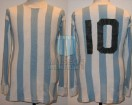 Racing Club - 1966 PD - Home - Ind. Lanus - Campeon - J. Rodriguez