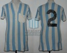 Racing Club - 1967 - Home - Ind. Lanus - Campeon - R. Perfumo